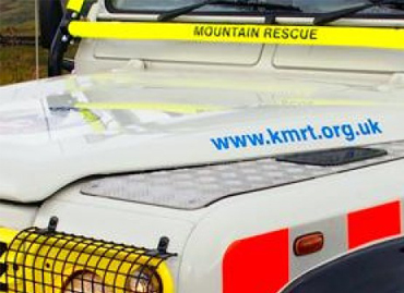 Kinder Mountain Rescue